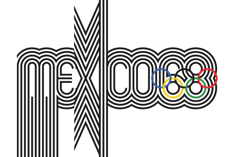 Logotipo México 68