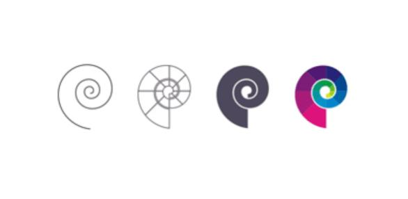 Evolución de un logotipo para adaptarse a las nuevas tendencias