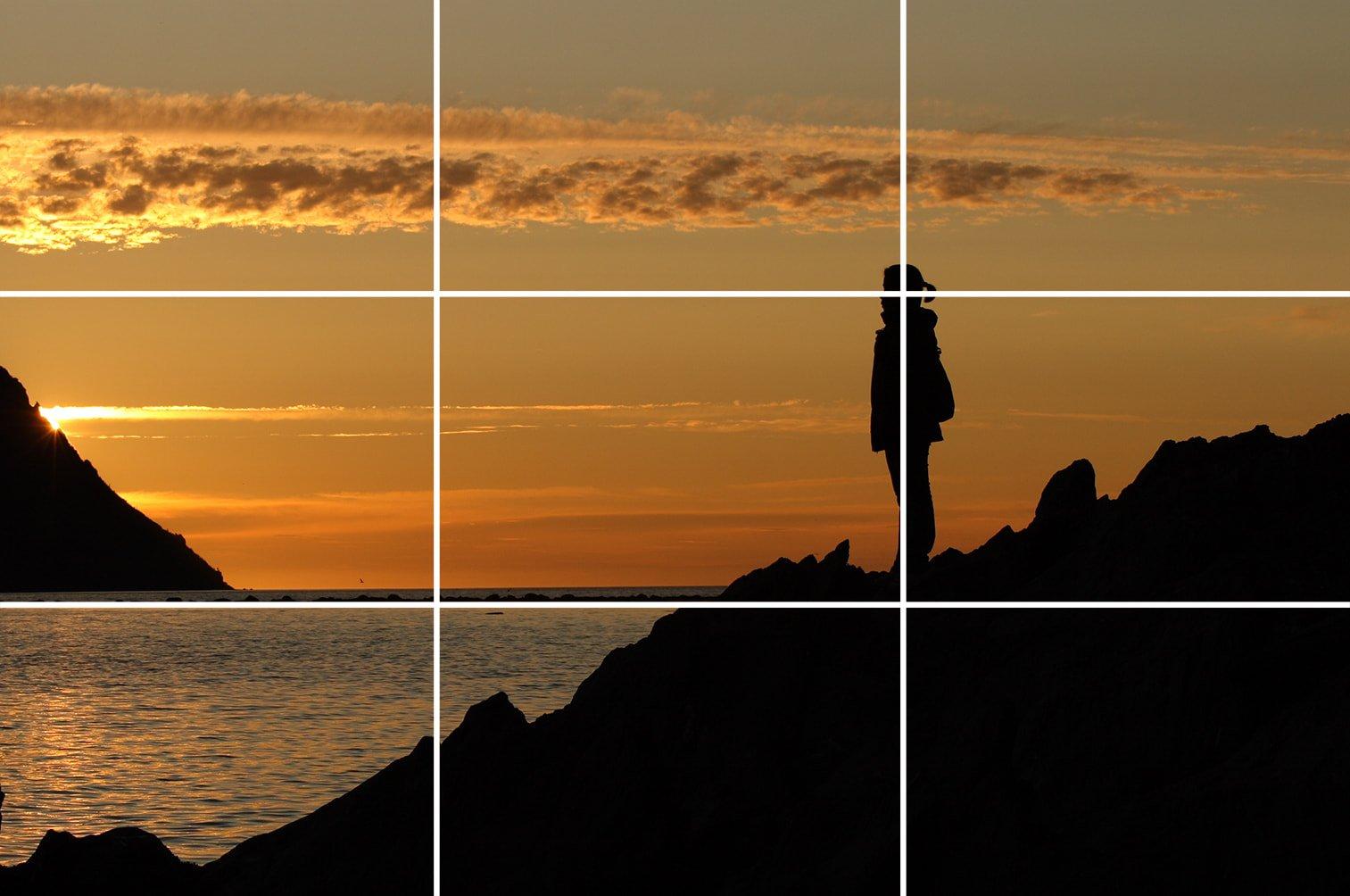 Usa la composición para dirigir la mirada en tus fotos