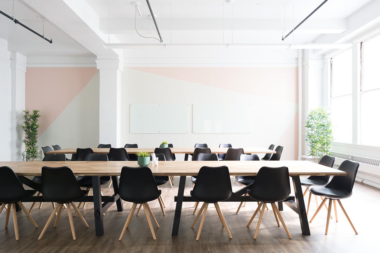 Espacios de coworking en la Ciudad de México