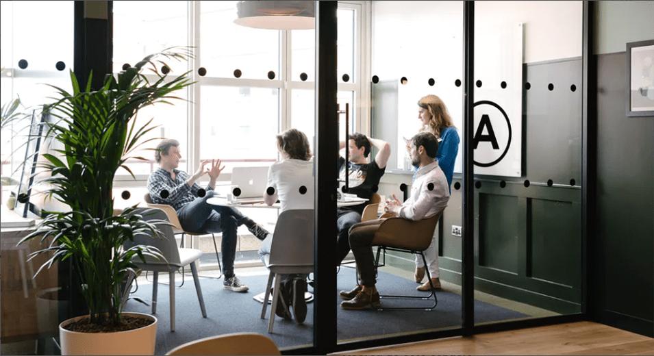 WeWork - espacios de coworking