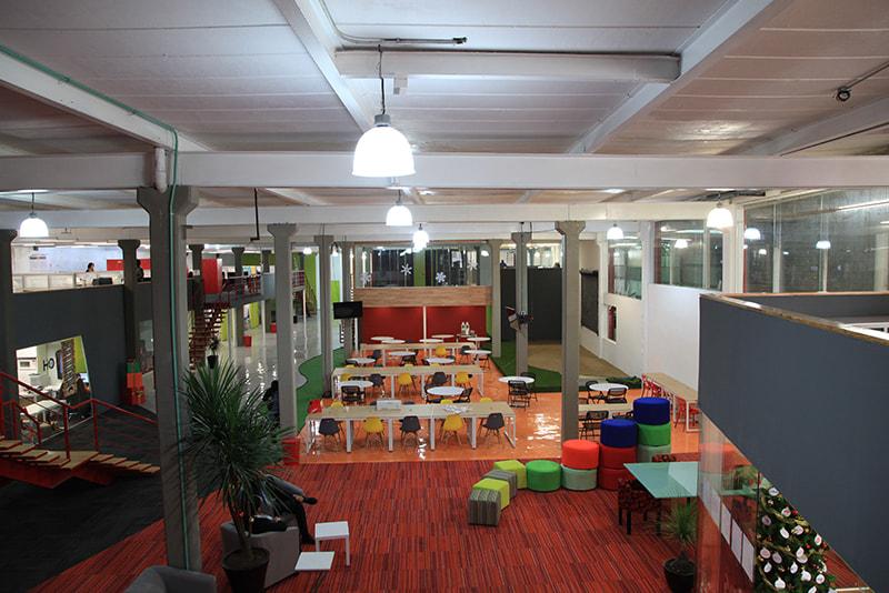 Startup México, coworking para emprendedores