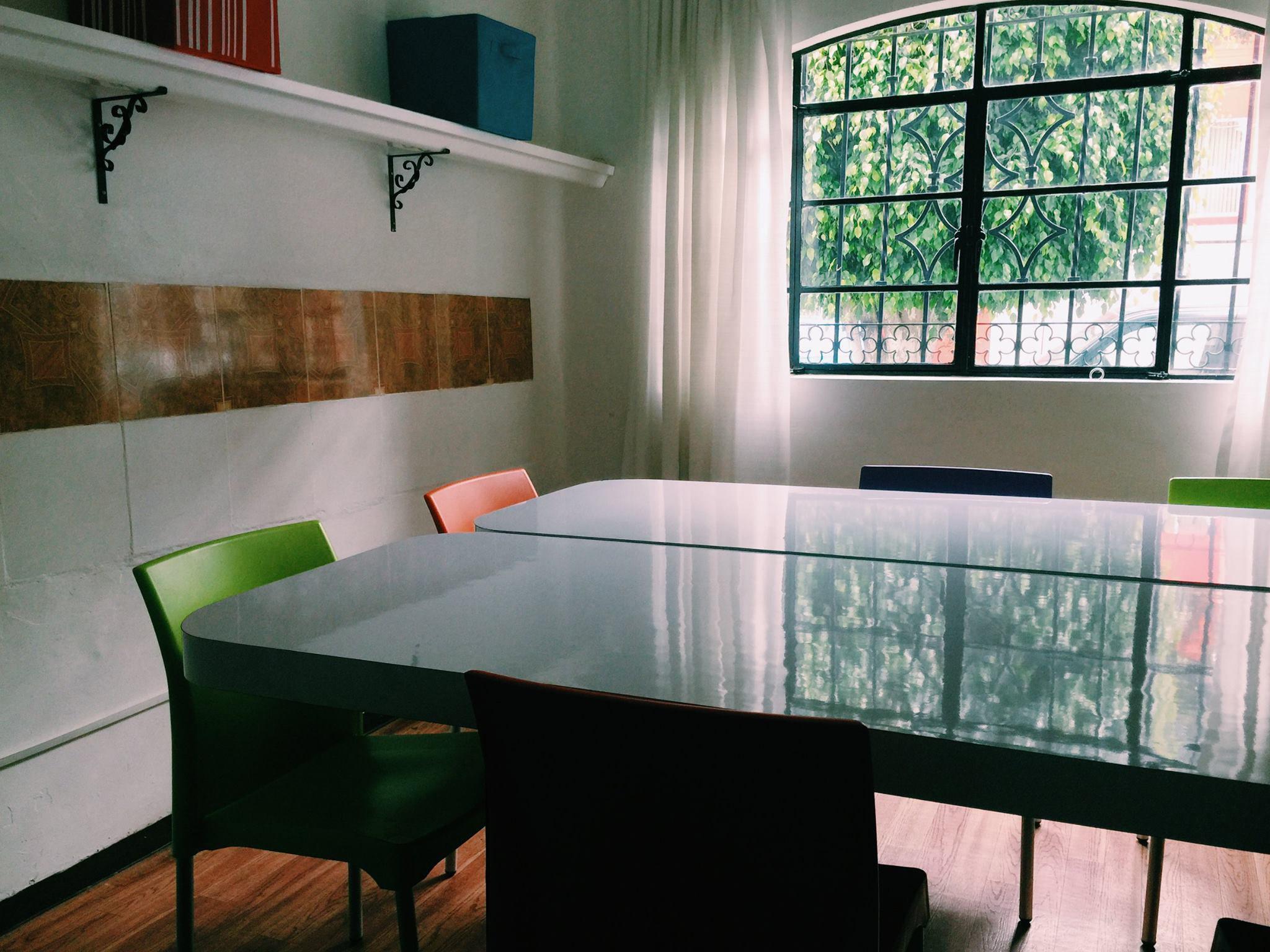Spacioss, coworking en la Colonia Narvarte