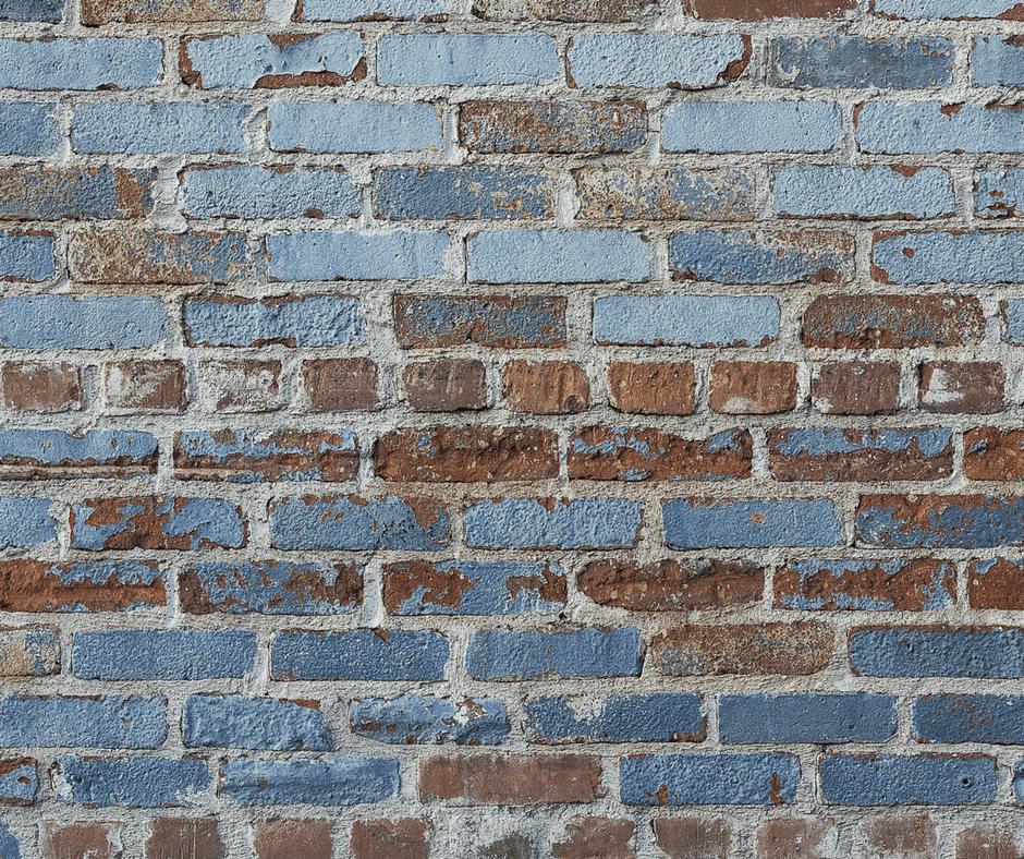 Textura de pared de ladrillos