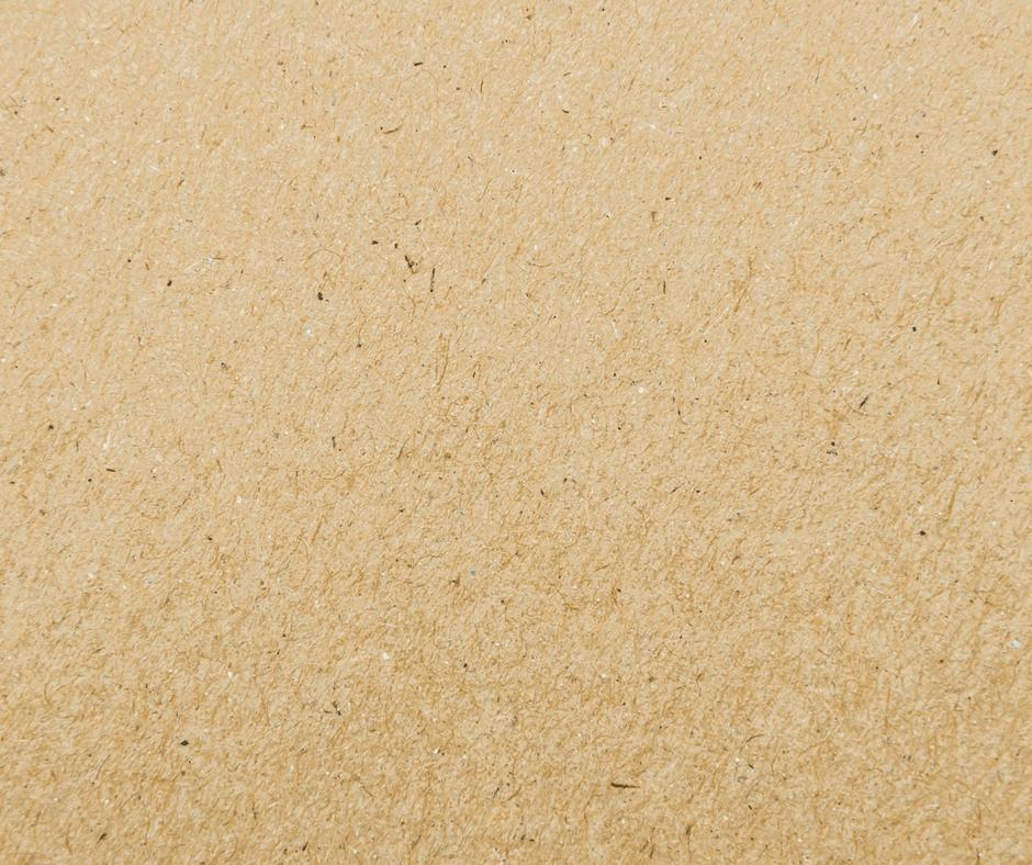 Textura de papel kraft