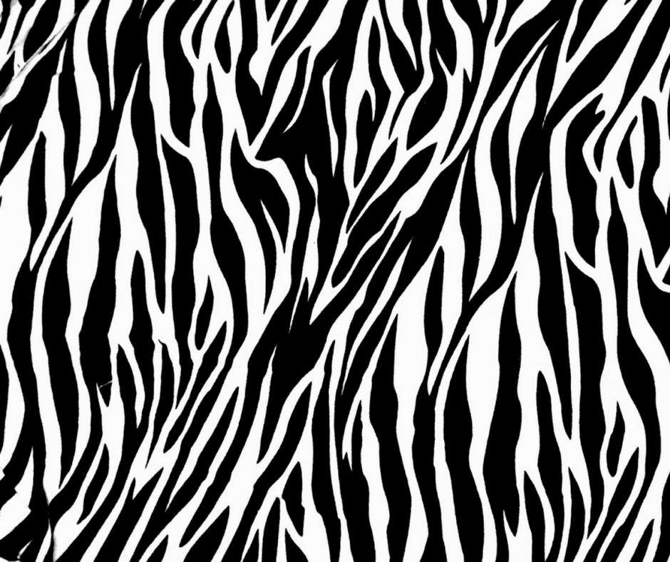 Textura de animal print