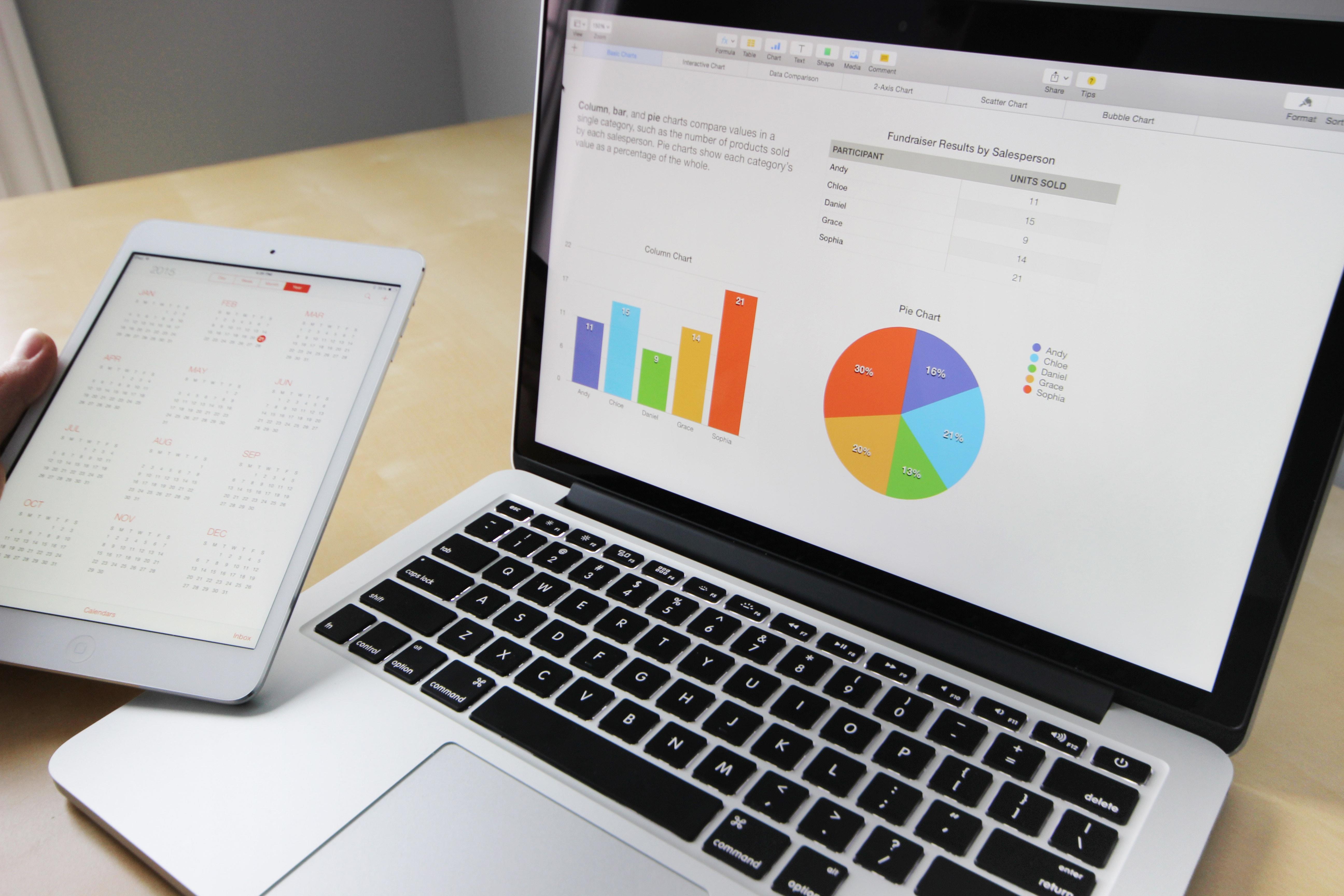 Cómo crear gráficas para infografías