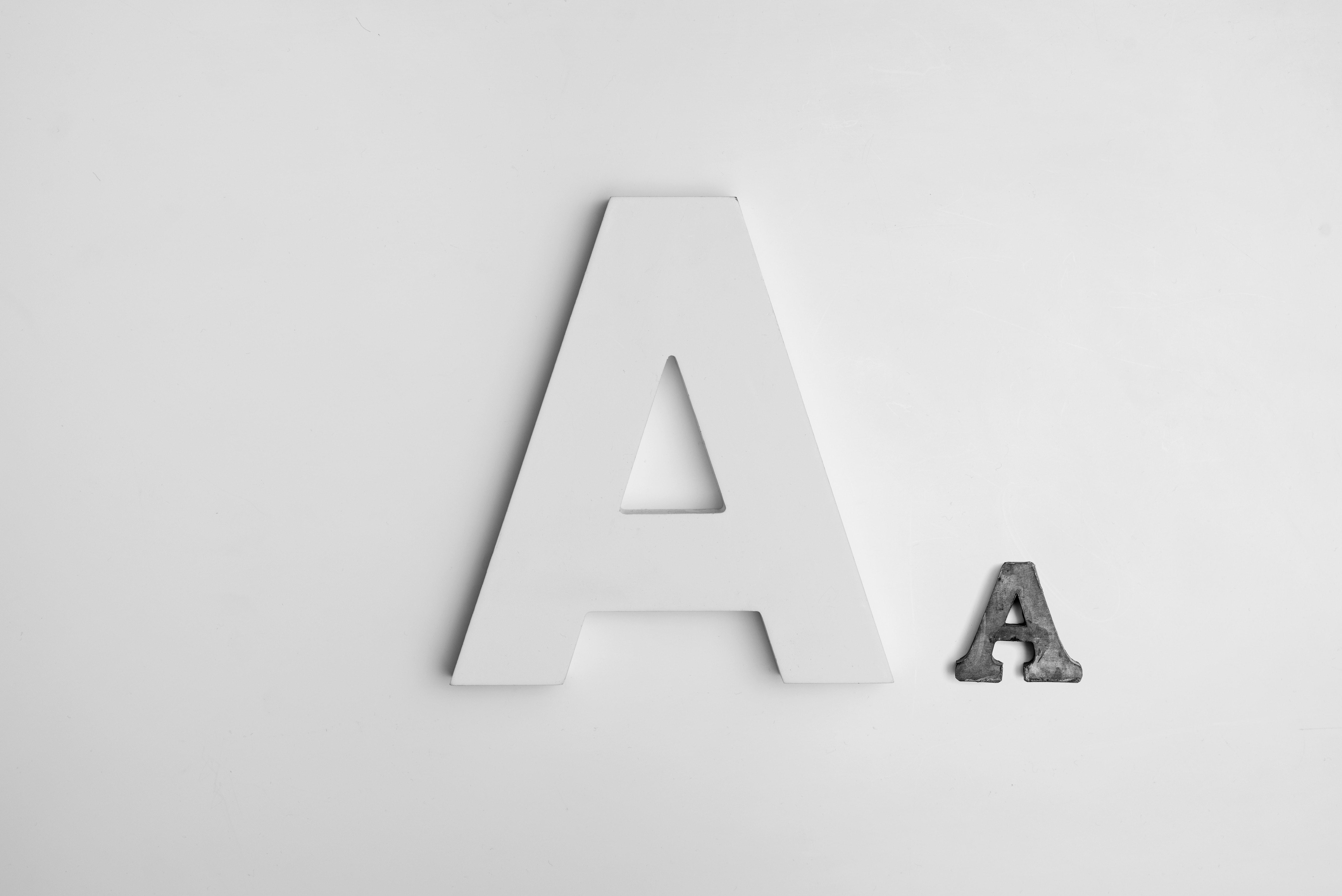 Cómo seleccionar tipografías para una infografía