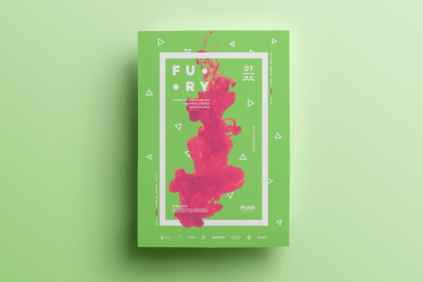 Fusiona los elementos de diseño con la tipografía