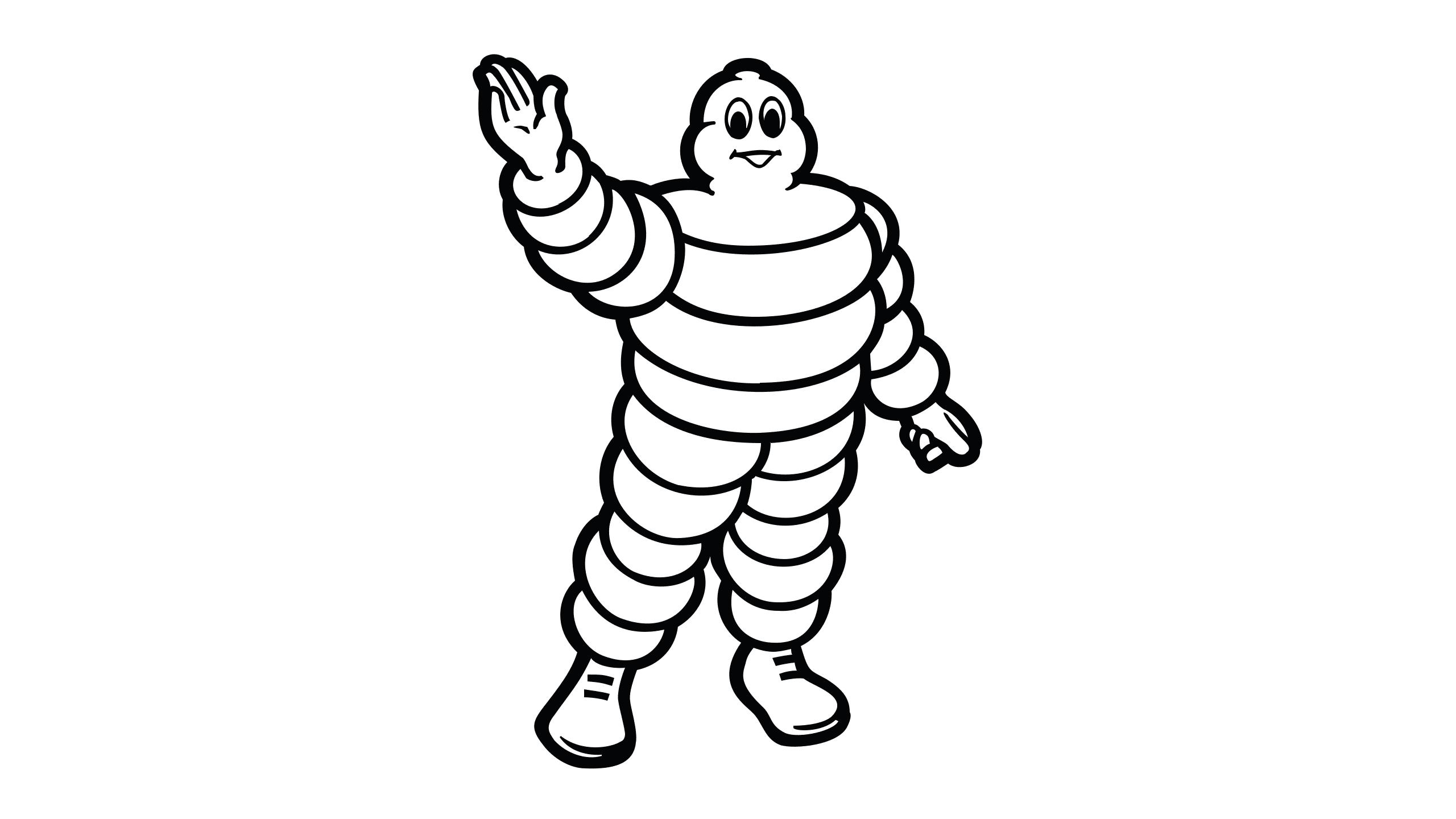 Significado del logo de Michelin