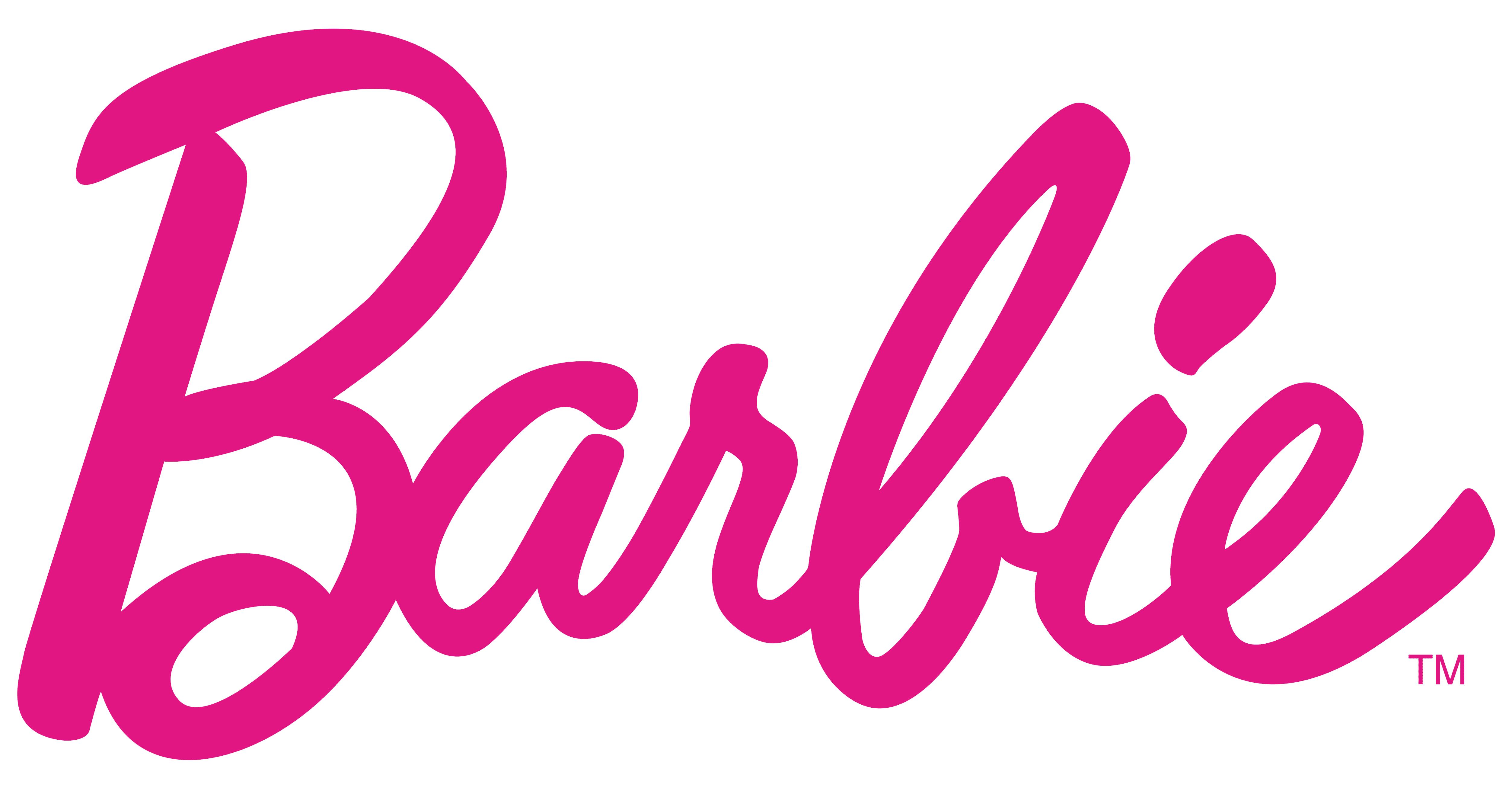 Significado del logo de Barbie