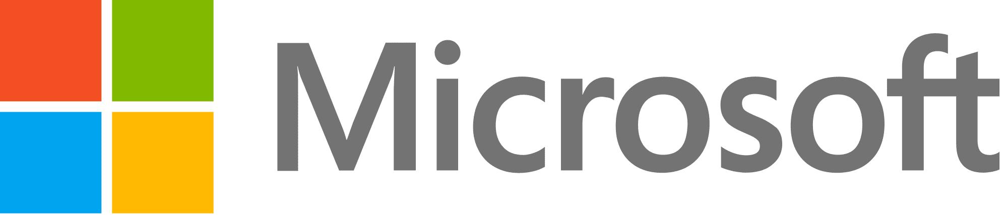 Significado del logo de Microsoft