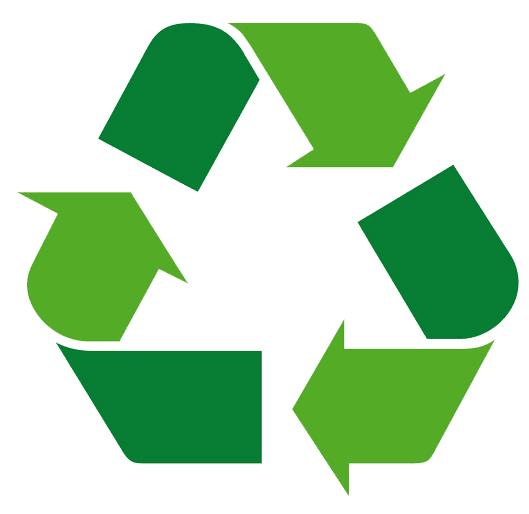 Historia del logo de reciclaje