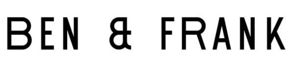 Significado del logotipo de Ben & Frank