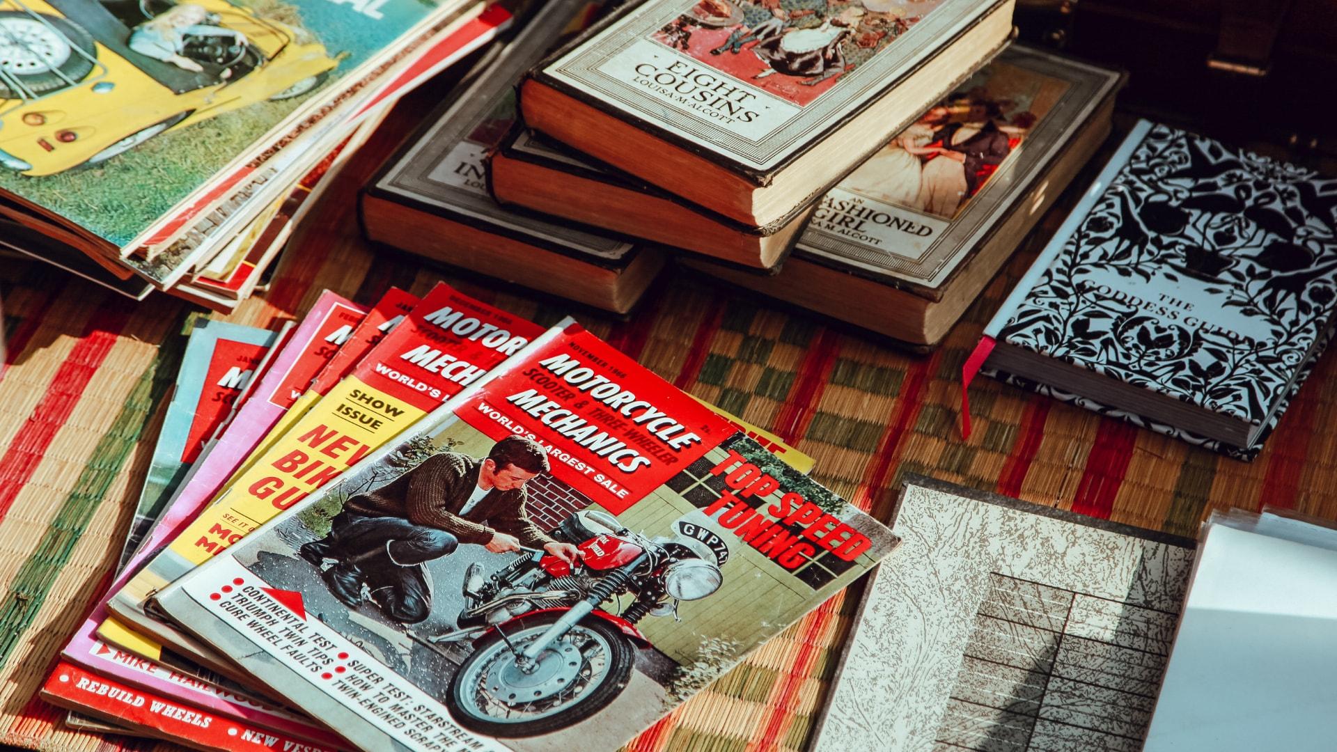 Tipografía vintage y retro
