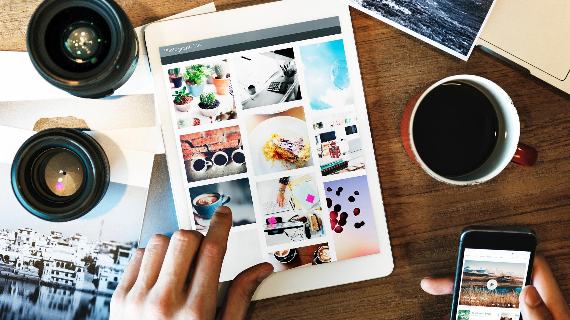 Increíbles herramientas para marketing visual