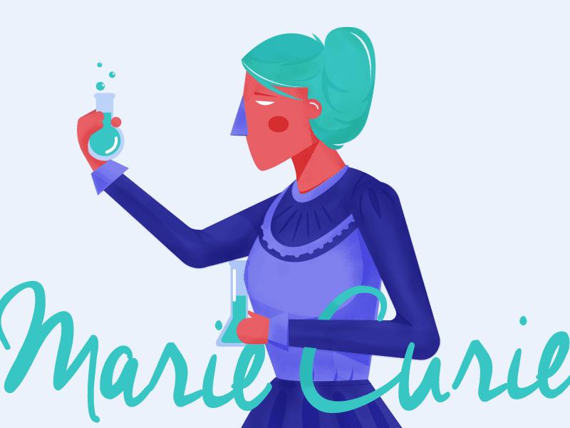 Marie Curie - Lecturas para mejorar la comprensión