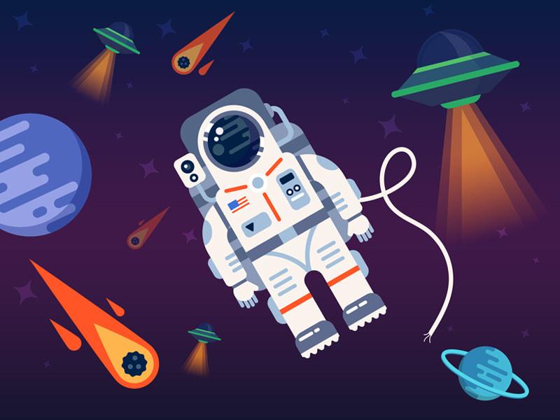 Historias del espacio para mejorar la comprensión lectora