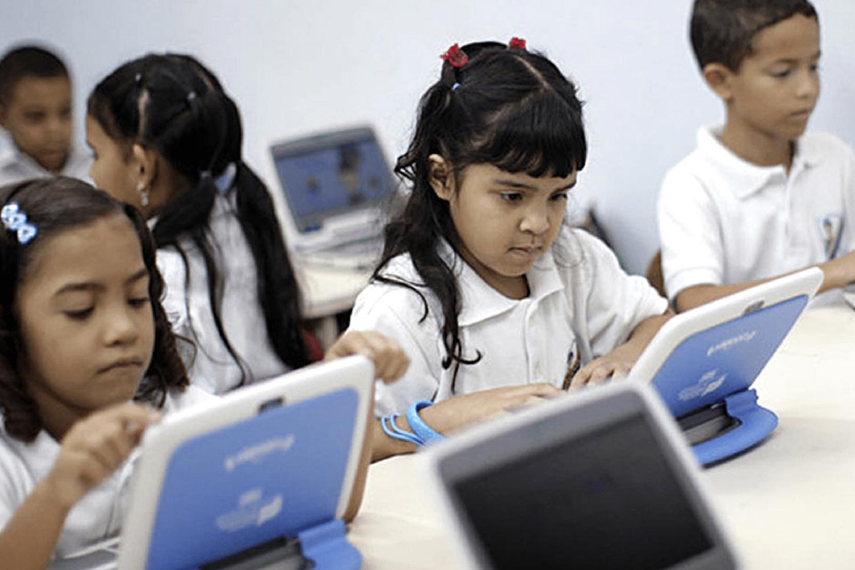 La revolución de las tecnologías está llegando al salón de clases