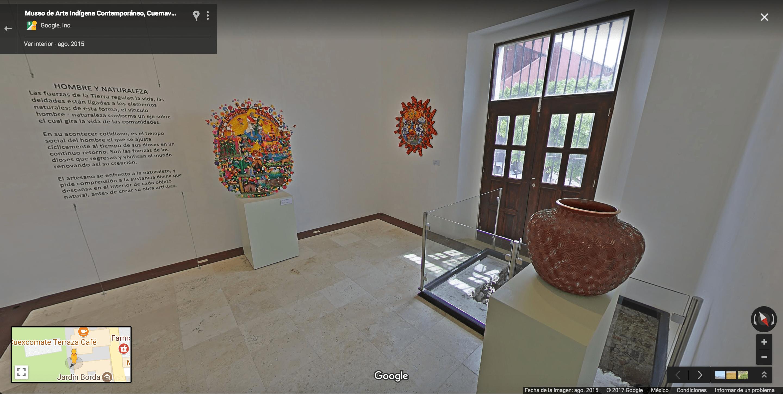 Museo de Arte Indígena Contemporáneo