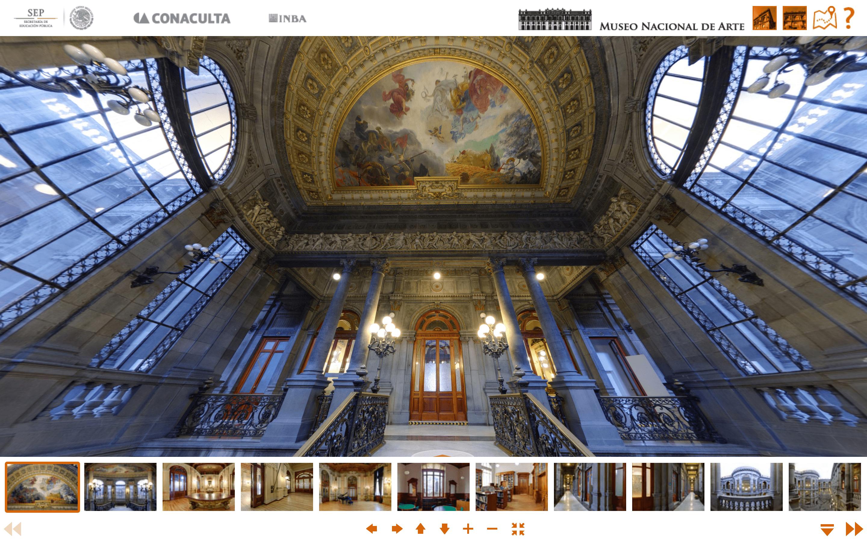 MUNAL – Museo Nacional de Arte