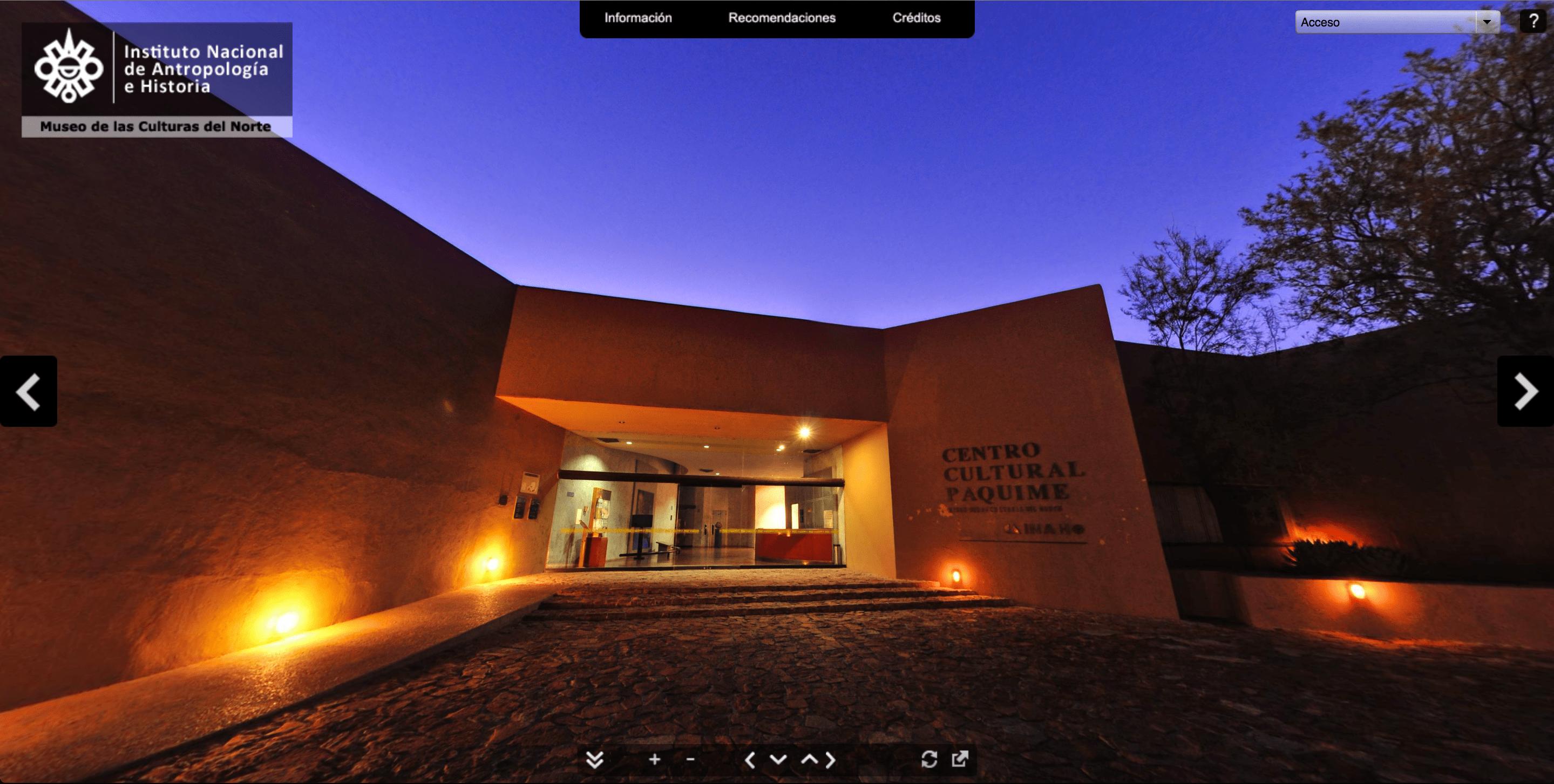 Museo de las Culturas del Norte (Paquimé)