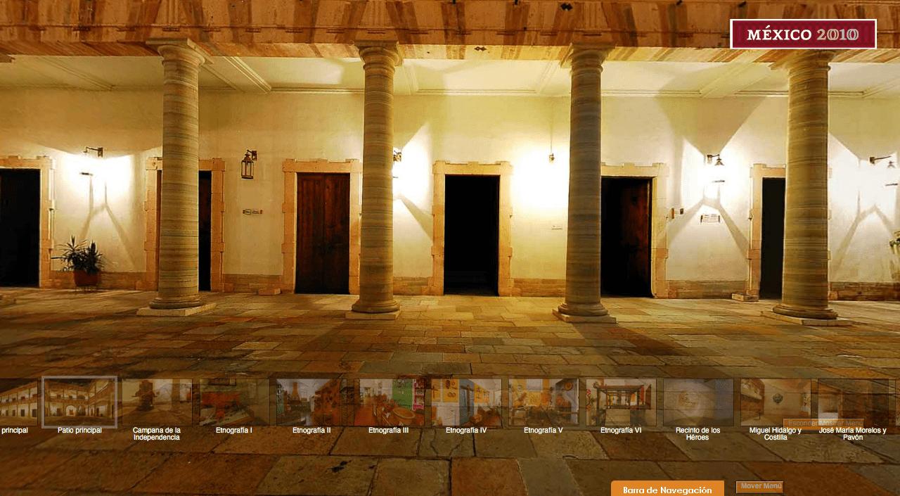 Museo regional de Guanajuato (Alhóndiga de Granaditas)