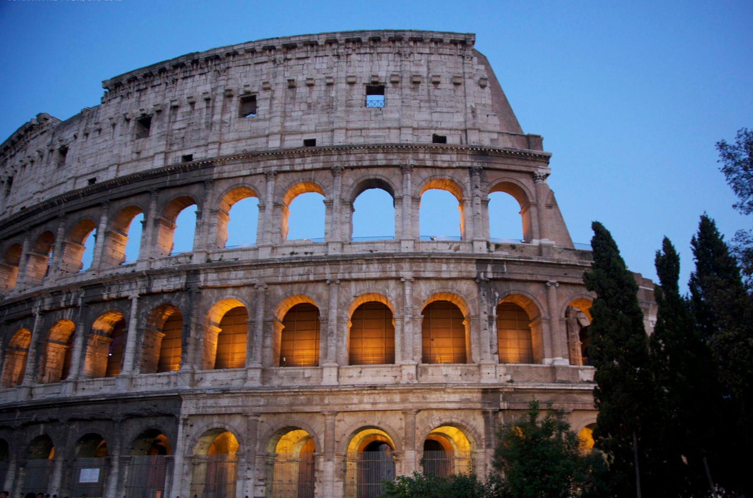 Urban photo of monuments