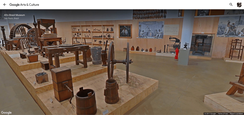 Museo Afro Brasil
