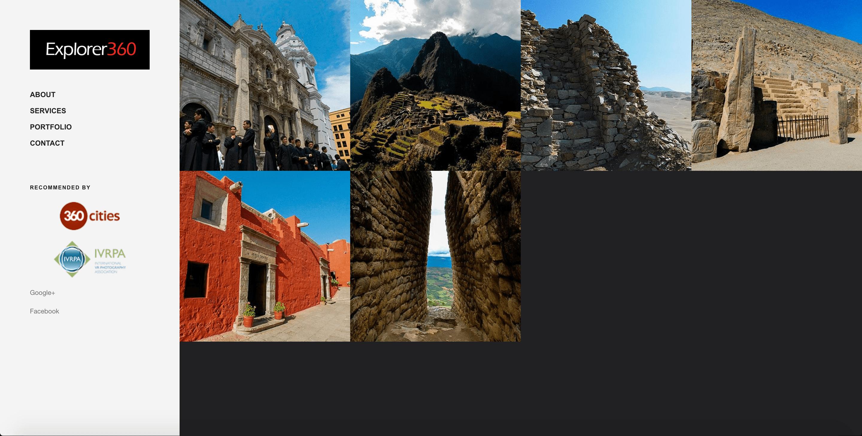 Paseos Virtuales de Perú