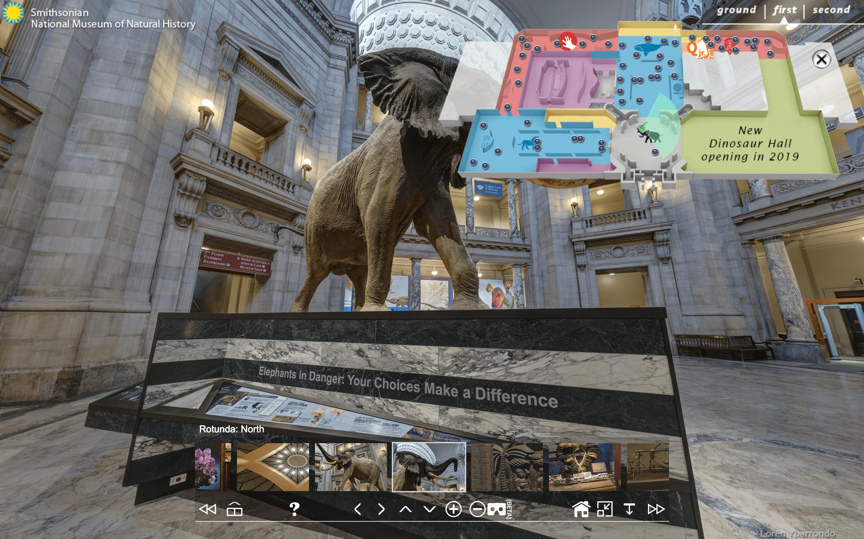 Museo Smithsoniano de Historia Natural – Nueva York