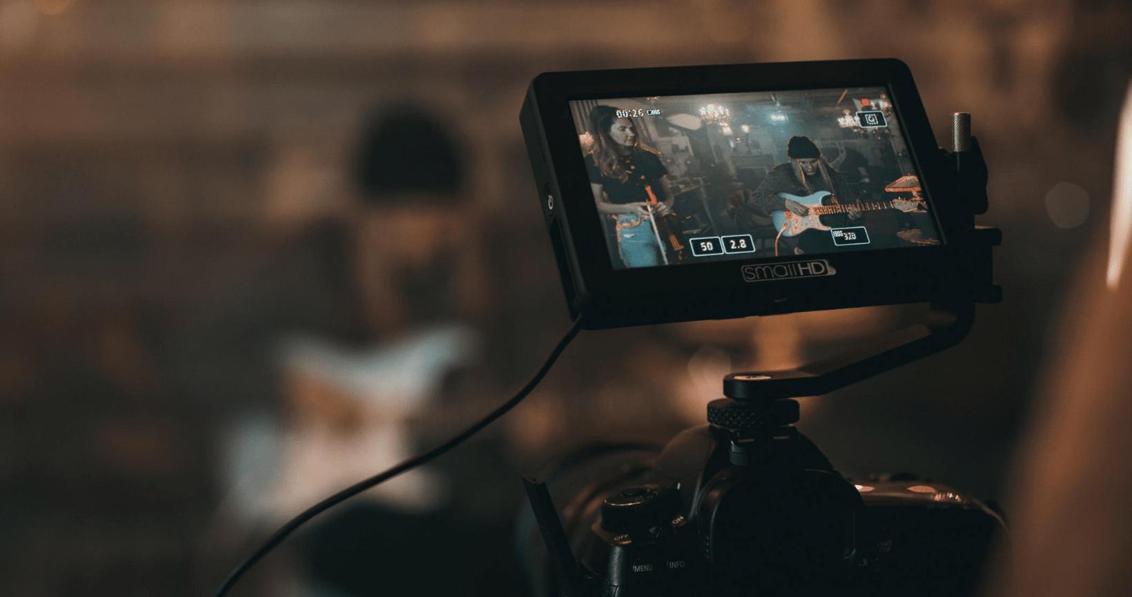 видеореклама баннер