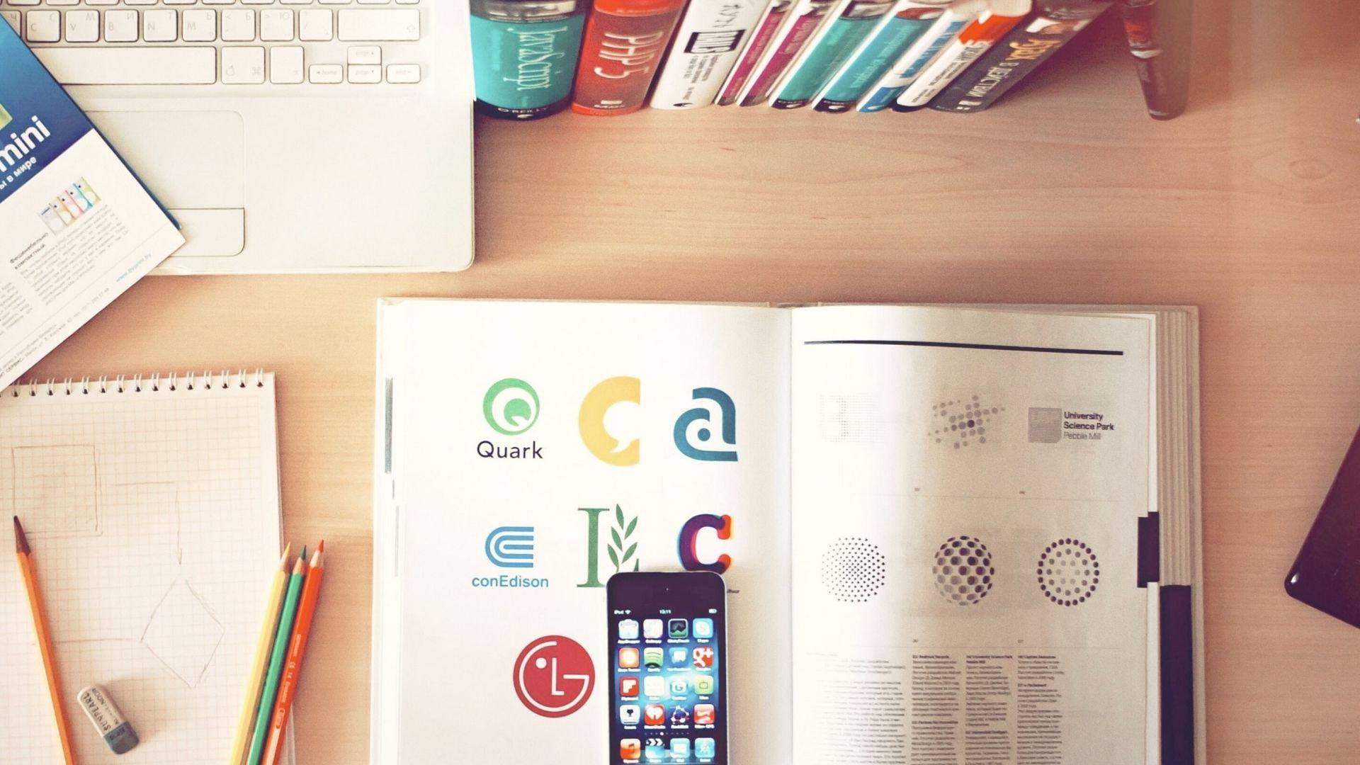 ロゴデザインの参考になる50のステキなロゴサンプル