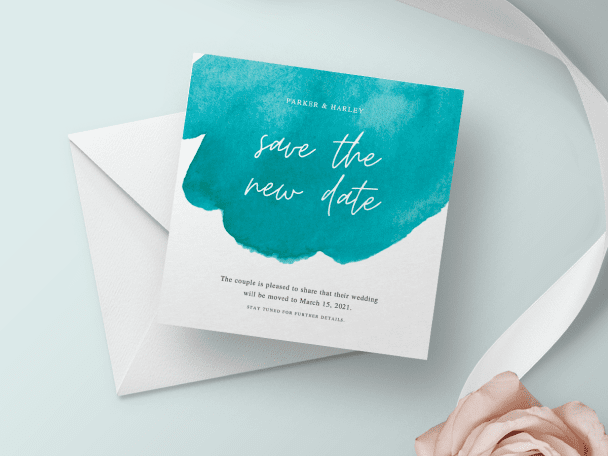Canva Print - Save the date - feature image