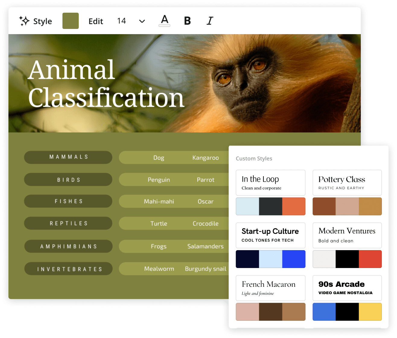 mapa-conceptual-estilos