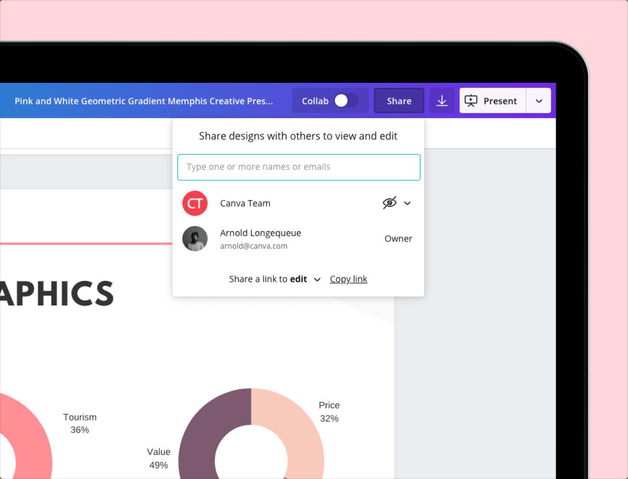 도넛형-차트-협업