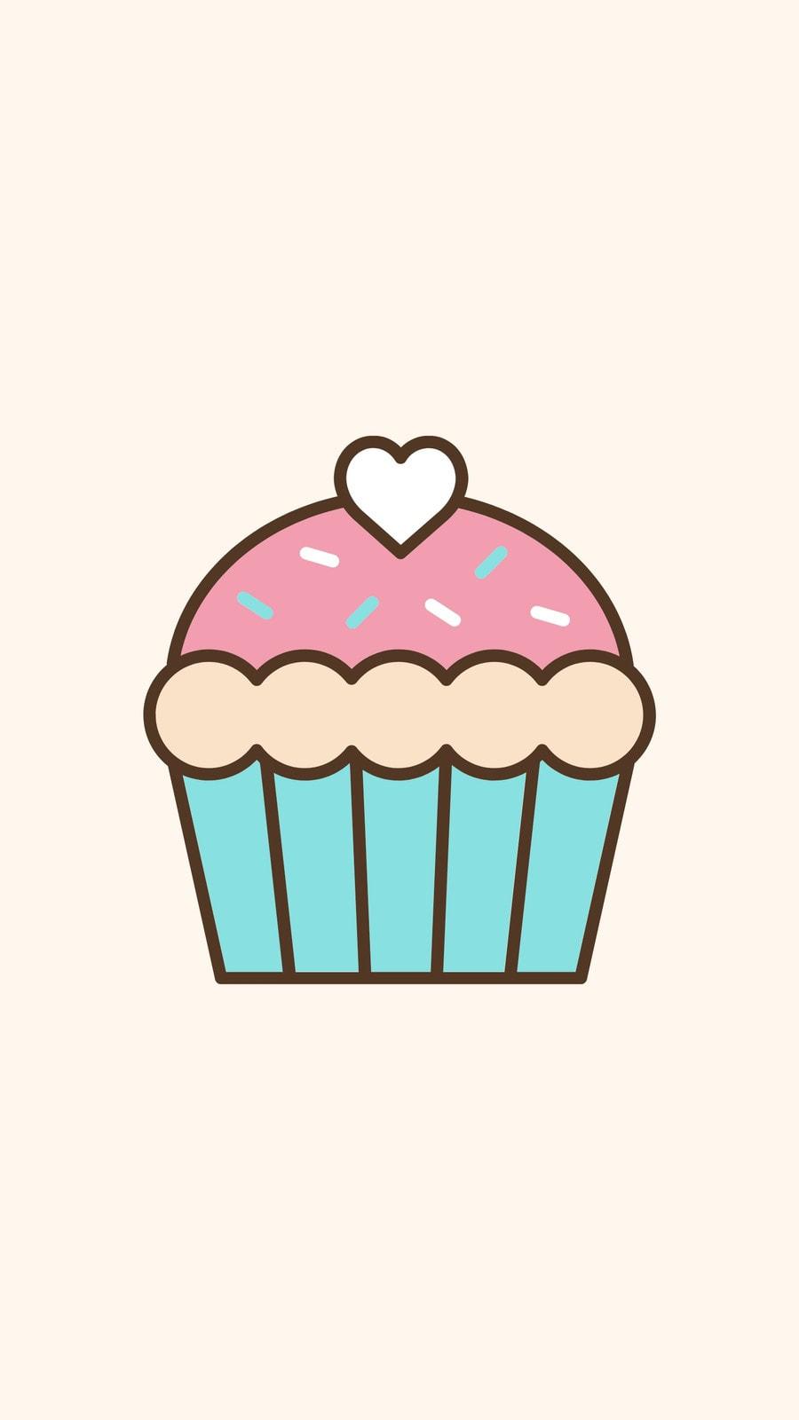 Pink Playful Bake Shop Instagram Highlight Cover