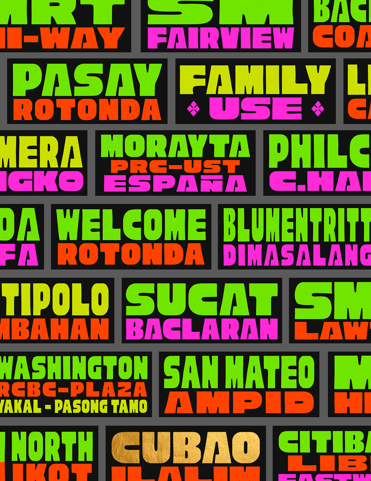 20 Free Filipino Fonts For Your Pinoy Inspired Designs