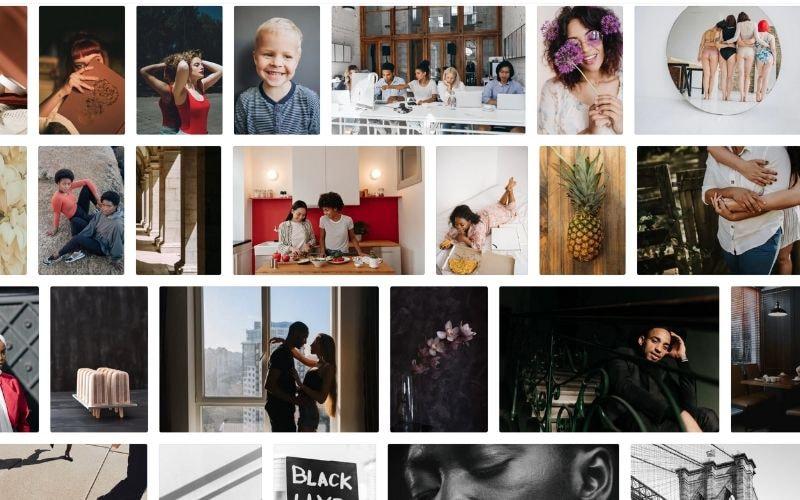 Сайты с бесплатными стоковыми фото