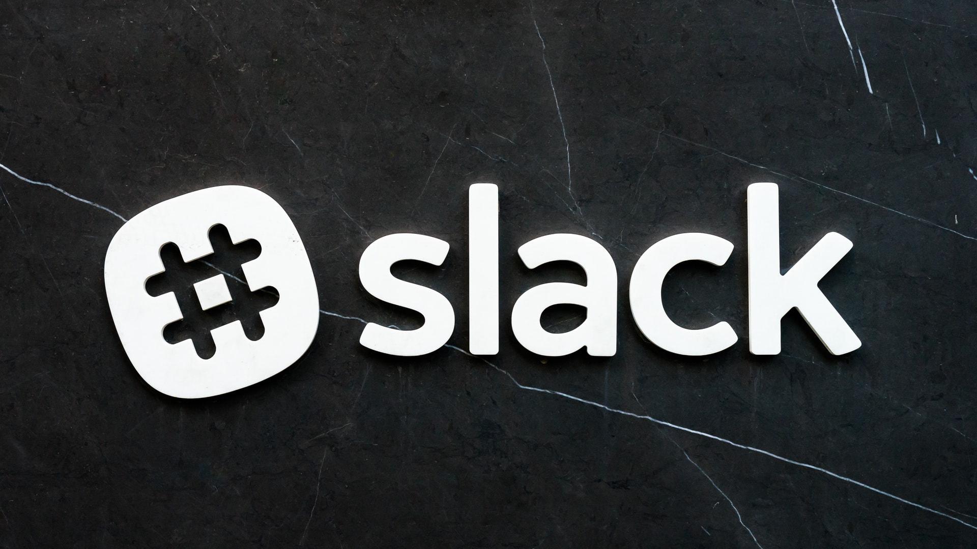 slack баннер