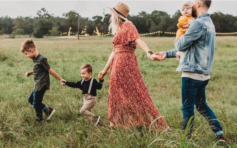 Открытки ко Дню семьи