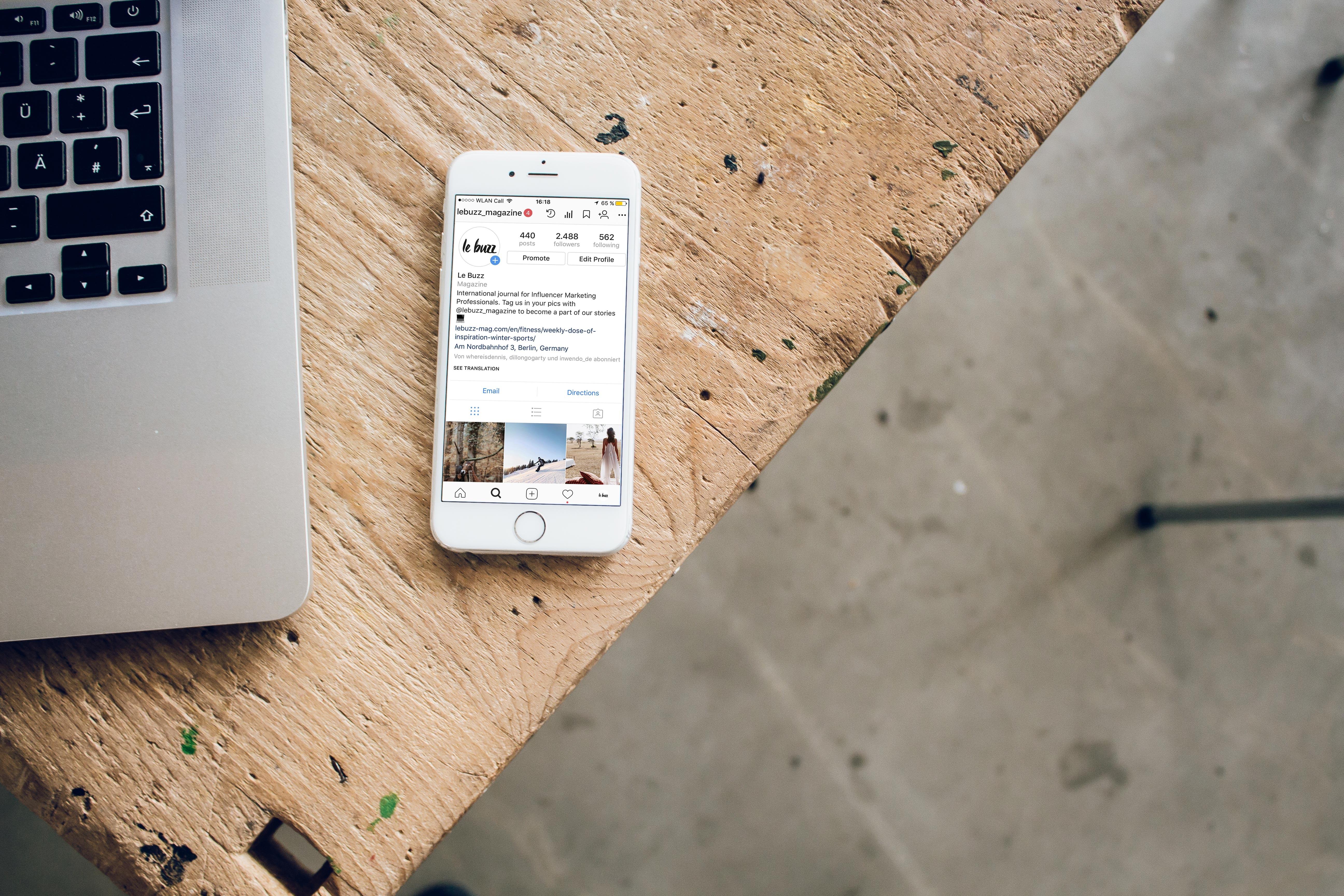 популярные инстаграм аккаунты баннер
