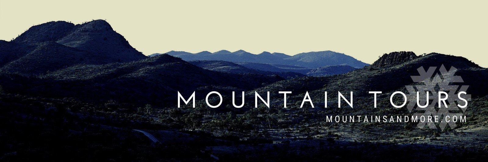 Mountain Landscape Twitter Header