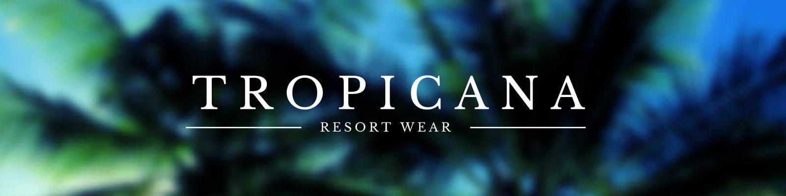 Tropical Wear Etsy Banner