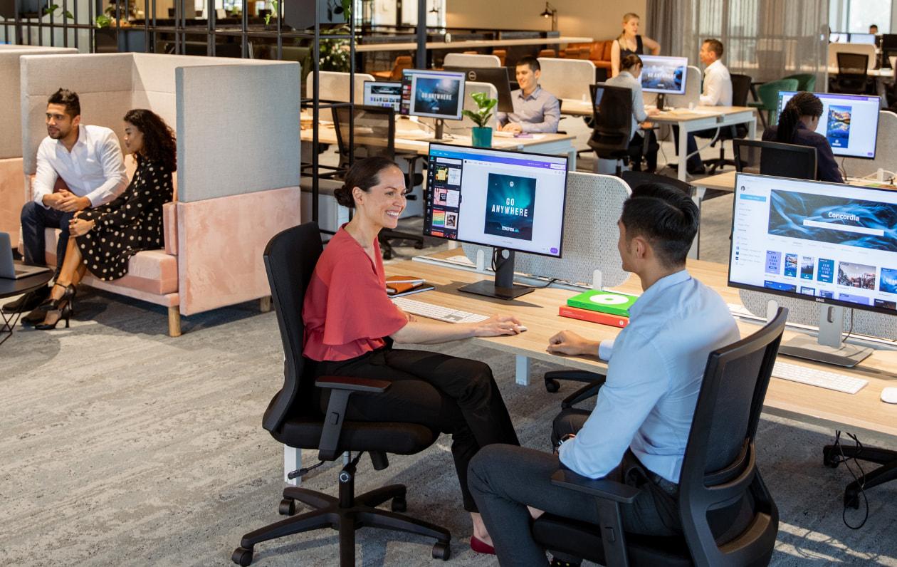 funksjoner – canva teams – forretningssammenheng