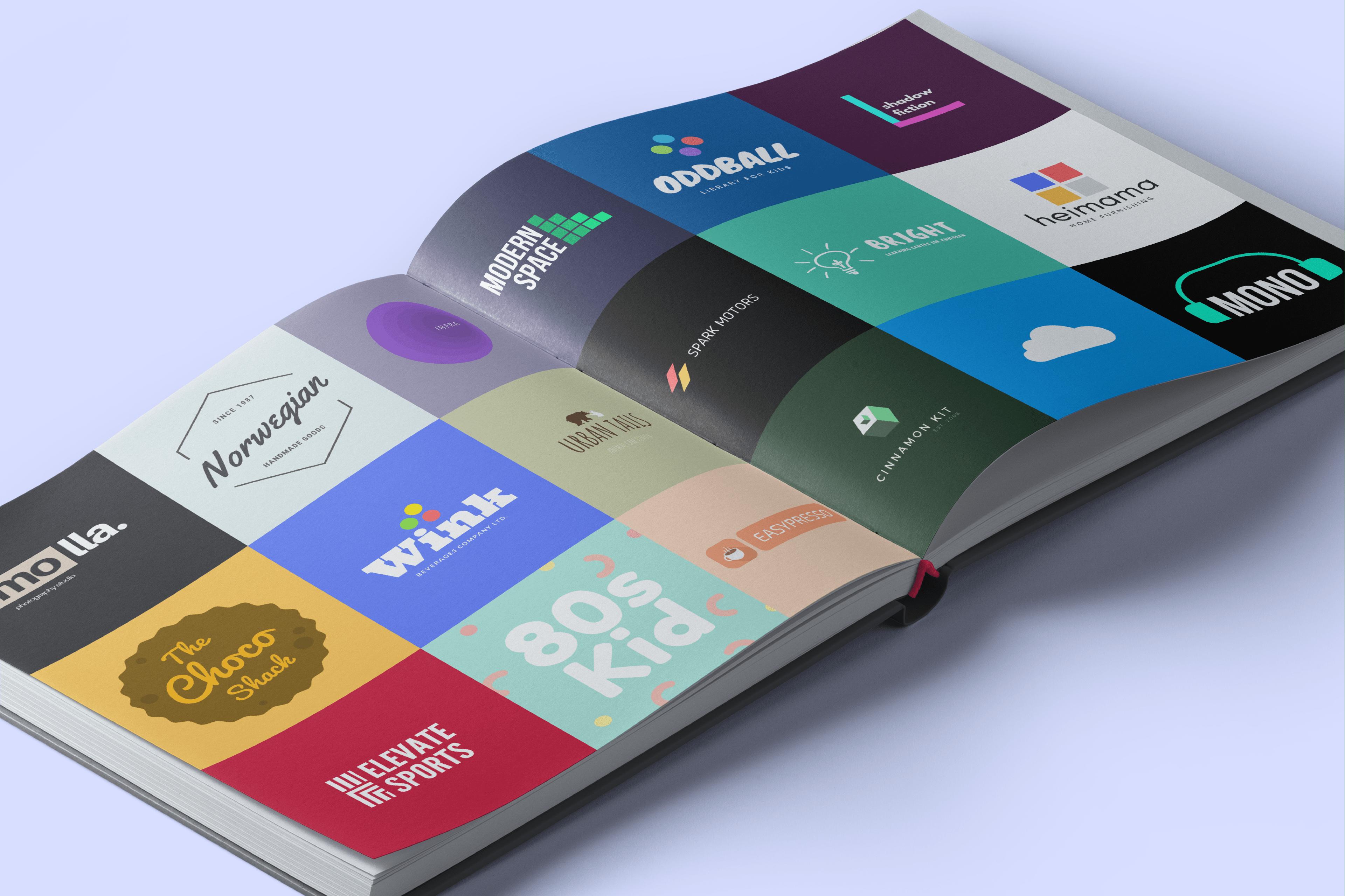 ロゴトレンド、Logo Trends 2019 Banner