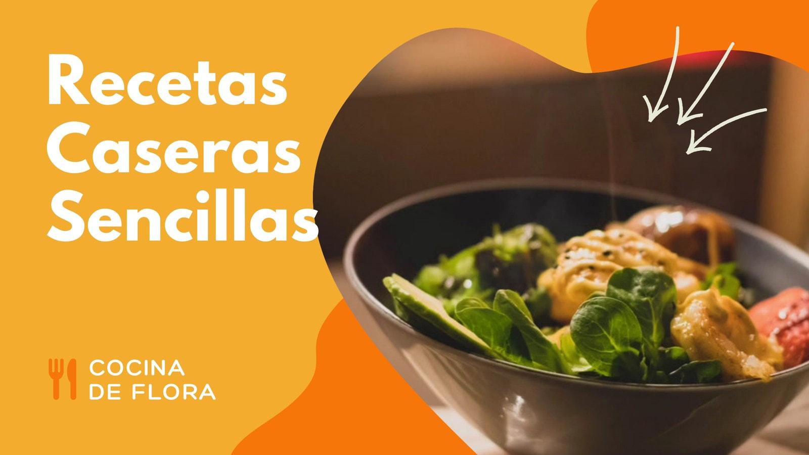 Naranja Blanco Sencillo Comida Casera Empresa/Restaurante Vídeo 16:9