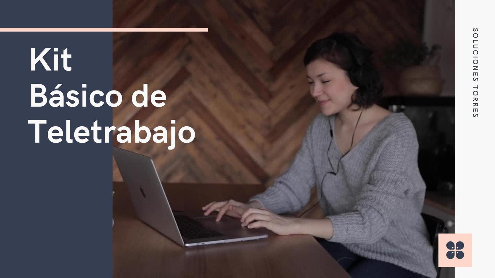 Azul Rosa Kit de Iniciación Empresas/Trabajo a Distancia Vídeo 16:9