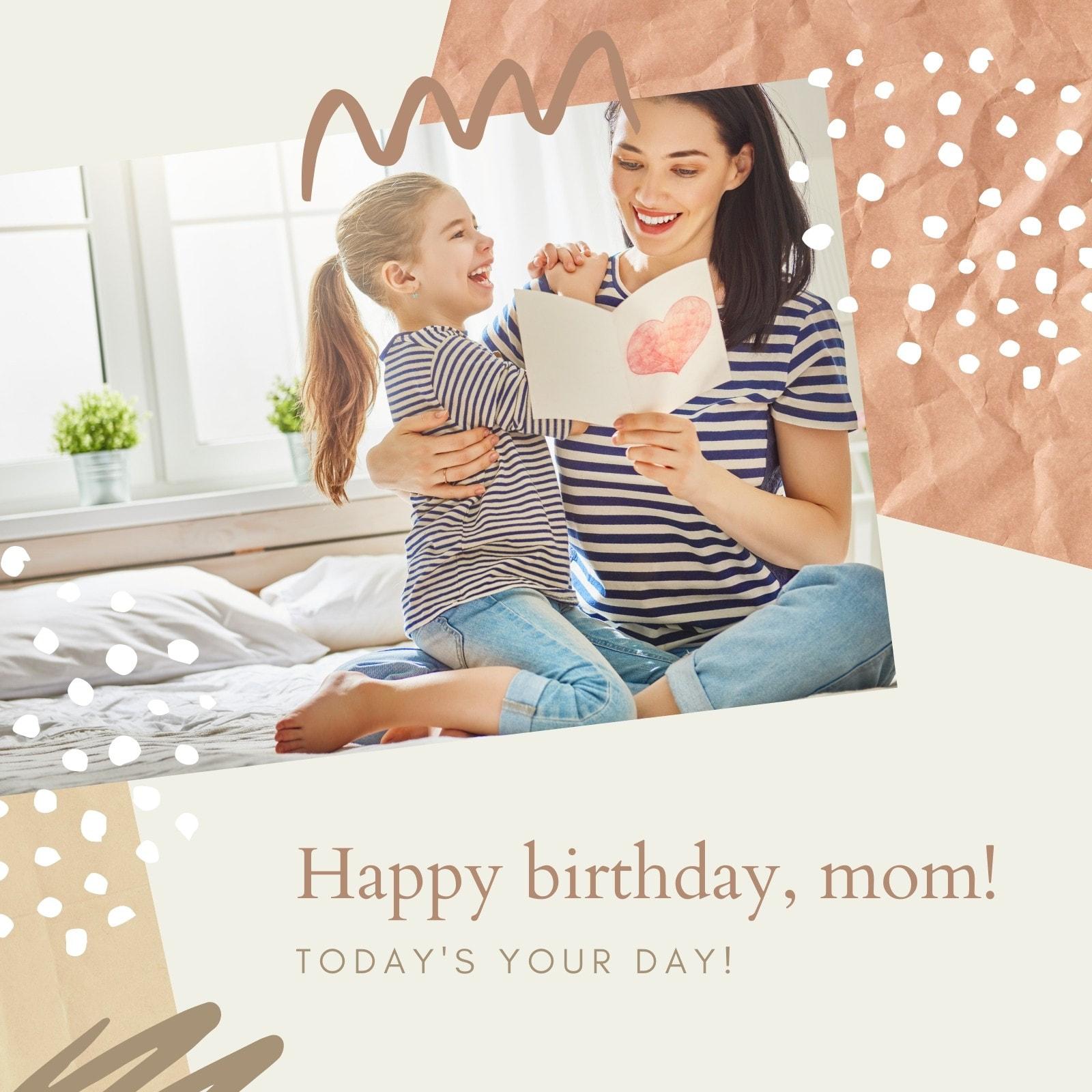 Mom's Birthday Facebook Video