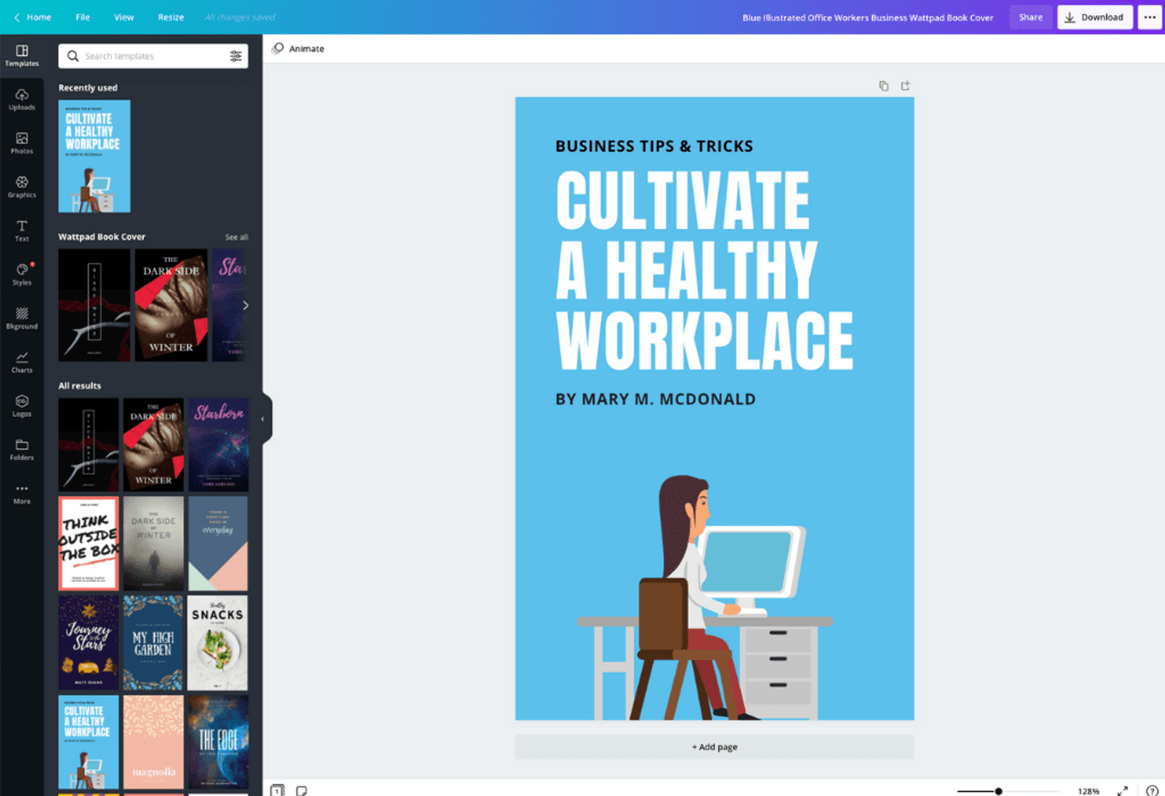 Design An Ebook Cover That Stands Out Canva